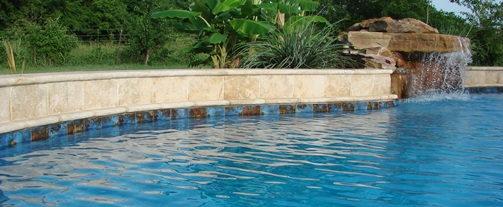 Classic Pool Tile - swimming pool tile, coping, decking ...