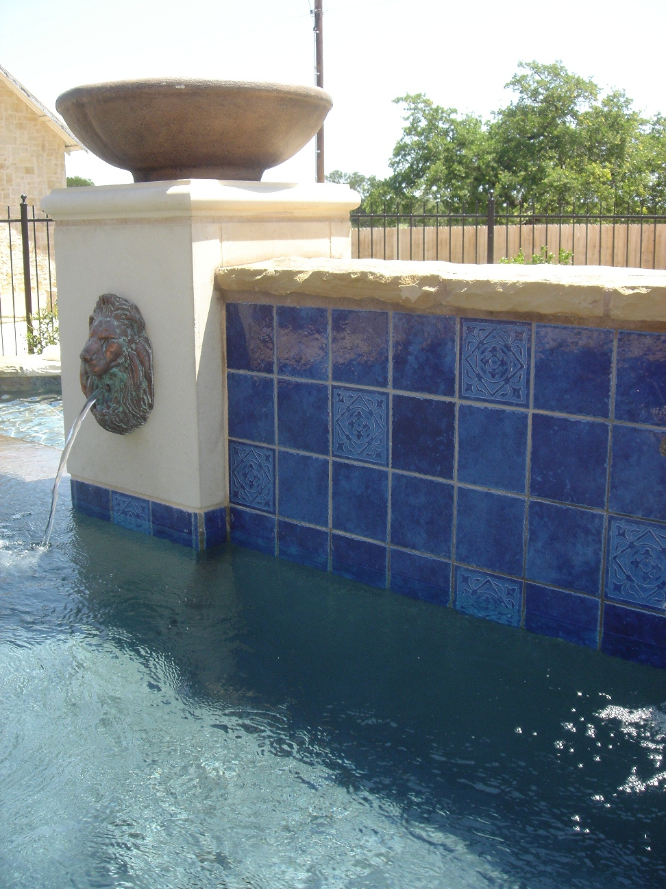 Classic Pool Tile Swimming Pool Tile Coping Decking Mosaics - Classicpooltile