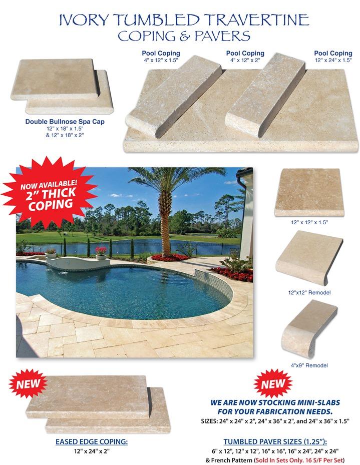 Classic Pool Tile - swimming pool tile, coping, decking, mosaics ...