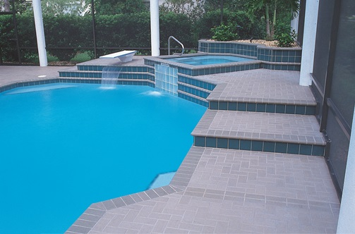 Classic Pool Tile Swimming Pool Tile Coping Decking Oukasinfo - Classicpooltile